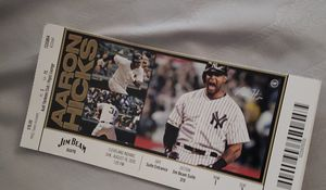 2 yankee tix for this coming sunday against the Indians for Sale in Manchester, CT