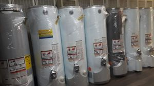 Súper price water heater today for 320 whit installation included for Sale in Colton, CA