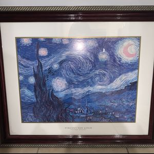 Starry Night Painting for Sale in Miami, FL