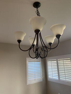 Two chandeliers for Sale in Bakersfield, CA