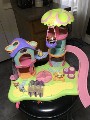 Littlest Pet Shop playground set for Sale in Wausau, WI