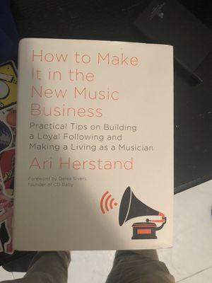 Music Production book for Sale in Miami, FL