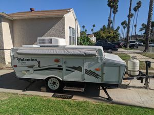 2011 Palomino pop up camper for Sale in San Clemente, CA