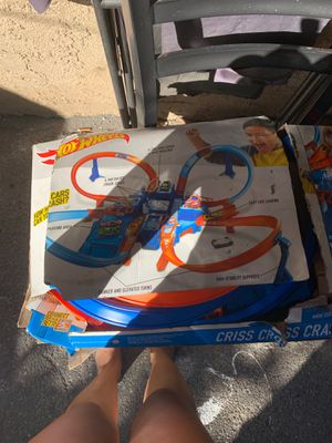 Hot wheel criss cross track for Sale in East Los Angeles, CA