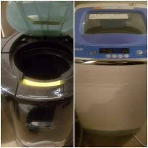RCA mini washer and Laundry Alternative mini dryer for Sale in Hawthorne, CA
