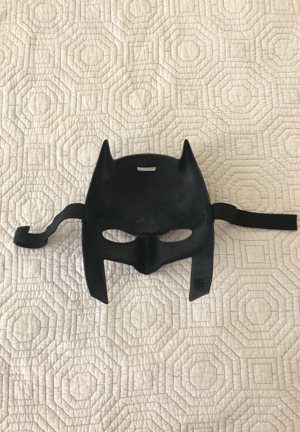 Batman Halloween costume large adult men's