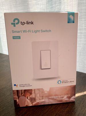 Kasa Smart Light Switch by TP-Link for Sale in Arlington, VA