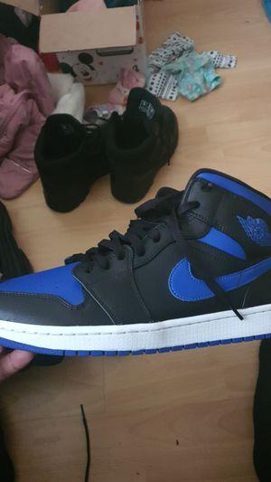 Jordan 1 Royal blue for Sale in Tacoma, WA