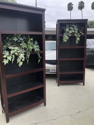 Book shelves gently used for Sale in Rowland Heights, CA