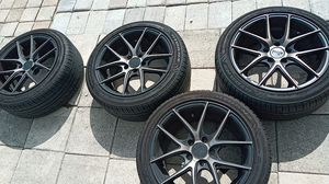 17 rims and tire for Sale in Naples, FL