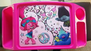 Trolls lap tray for Sale in Ashburn, VA