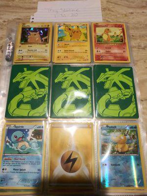 Pokemon Cards for Sale in Winchester, VA
