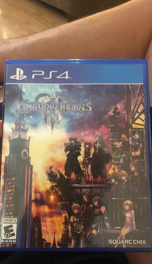 Kingdom hearts (PS4) for Sale in Los Angeles, CA