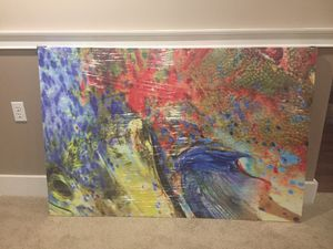 NEW Contemporary Modern Abstract Canvas Art 36x54 for Sale in Lancaster, PA