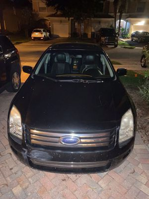 Ford Fusion for Sale in Palm Springs, FL