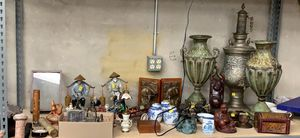 Estate sale, antiques, collectibles, furniture, art, oddities, rate items. for Sale in Laguna Hills, CA
