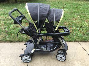 Graco double stroller for Sale in Fairfax, VA