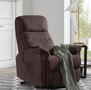 NEW BROWN POWER LIFT RECLINER! for Sale in Diamond Bar, CA