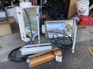 Hydrofarm light systems for Sale in Foxton, CO