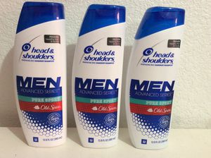 Head&shoulders Men + old spice $10 for all 3 for Sale in Lynwood, CA
