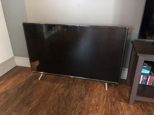 TCL 55'' S405 4K HDR Roku TV(2017 model) for Sale in Seattle, WA