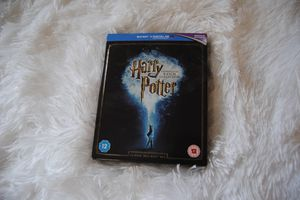 Harry Potter 16-disc Box Set Blu-Ray for Sale in Boston, MA