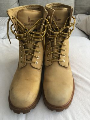 Men's Thinsulate Work Boots for Sale in Orlando, FL