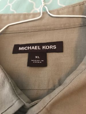 Michael Kors Long Sleeve Button-down shirt for Sale in Phoenix, AZ