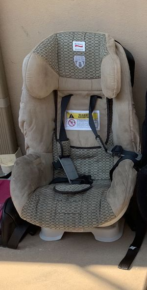 Britax car seat -Tan for Sale in San Diego, CA