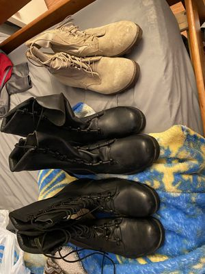 Work Boots for Sale in Fort Bliss, TX