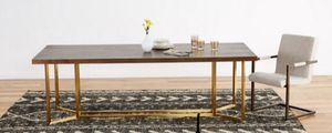 Joybird Bryant Mid Century Style Dining Table for Sale in Chandler, AZ