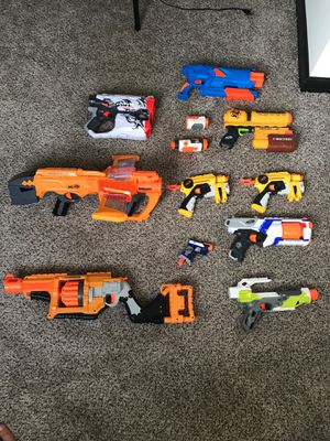 Nerf gun set for Sale in Mill Hall, PA