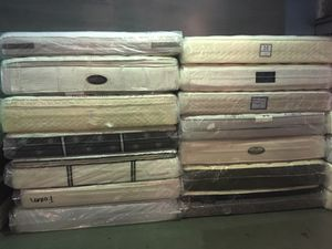 Mattress bed sets ' kings, queens, fulls, twins. Cheap for Sale in Portland, OR