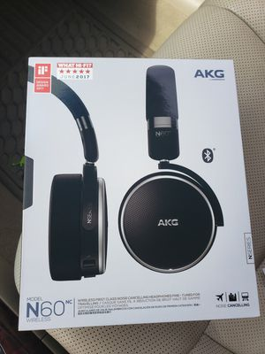 AKG bluetooth headphones for Sale in Cleveland, OH