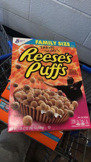 Travis Scott Cereal for Sale in Lynchburg, VA
