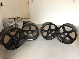 Rims, Mercedes 4 5,6 S Class BEST OFFER for Sale in Miami, FL