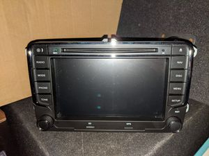 Android 8.1 Multimedia Radio Stereo System with CD / DVD Player for Volkswagen Golf for Sale in Chatsworth, CA