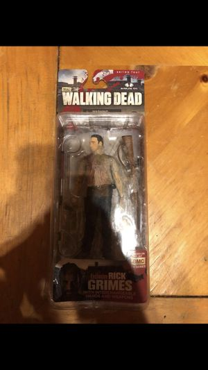 TWD Action Figure for Sale in Apex, NC