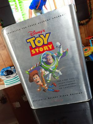 toy story vhs collectible series for Sale in Norton, OH
