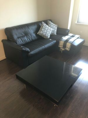 Irresistible Price: dinner table, coffee table and 4 chairs for sale for Sale in Chevy Chase, MD