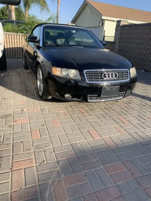 2004 Audi A4 1.8t cabriolet for Sale in Fontana, CA