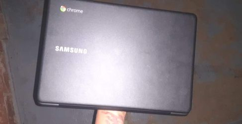 Google chromebook 3 Samsung for Sale in San Antonio,  TX