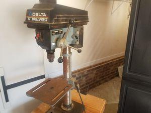 """Delta 12"""" drill press for Sale in NC, US"""