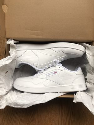 REEBOK classic white's - Size 10.5 Men's (Brand New) for Sale in Portland, OR