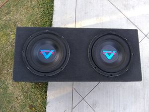 Audiofonics 12 subs for Sale in El Monte, CA