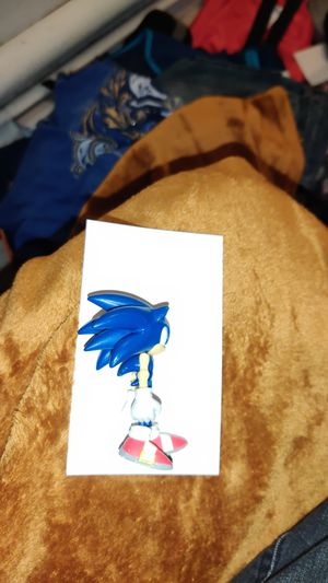 Sonic the hedgehog collectable toy's for Sale in Boston, MA