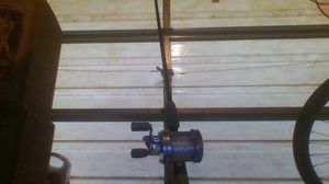 fishing pole for Sale in Port St. Lucie, FL