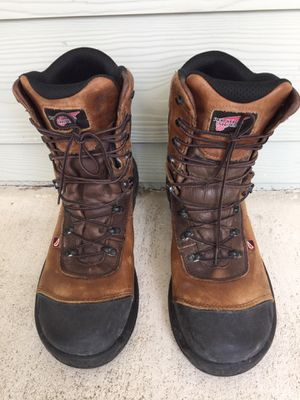 Men's 8 Inch Waterproof Soft Toe Boot Red Wing for Sale in Austin, TX