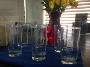 **THE ARIZONA BANK COLLECTABLE GLASSES** for Sale in Buckeye, AZ