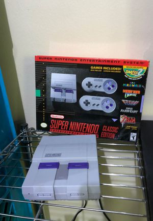 Super Nintendo for Sale in Vancouver, WA